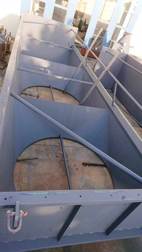 15m 集塵器 中段